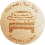 Discovery Run 2016 Poolcirkel Editie