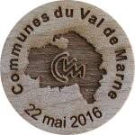 Communes du Val de Marne