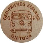 GEO-FRIENDS ZEELAND ON TOUR