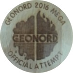 GEONORD 2016 MEGA OFFICIAL ATTEMPT