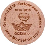 Nico Mozzer on tour - Geonord 2016 - Retour aux sources