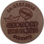 GEONORD 2016 RETOUR AUX SOURCES - 14.-17.07.2016 - GC5XMTZ