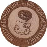 MILESTONE COLLECTION - #1000 - GC4K089 MIA SAN GIGA