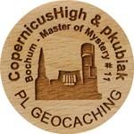 CopernicusHigh&pkubiak  Master of Mystery