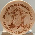 Jour de la marmotte 2013