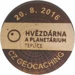 20. 8. 2016 Hvězdárna Teplice