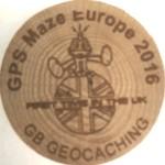 GPS Maze Europe 2016