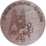 LE SACRE DE SIGNAL - GC6CPBK