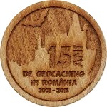 15 ANI DE GEOCACHING IN ROMANIA 2001-2016