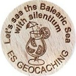 Let's see the Balearic Sea with silentium