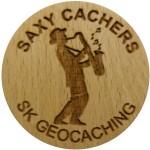 SAXY CACHERS