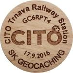 CITO Trnava Railway Station