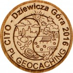 CITO - Dziewicza Góra 2016