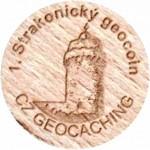 1. Strakonický geocoin