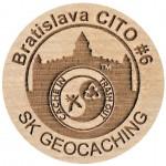 Bratislava CITO #6