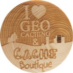 I♥GEO CACHING&CACHE Boutique