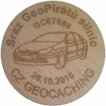 Sraz Geopirátů silnic