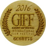 2016 GIFF GEOCACHING INTERNATIONAL FILM FESTIVAL