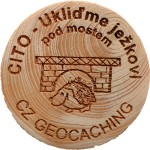 CITO - Ukliďme ježkovi