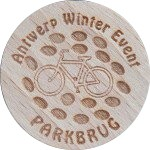 Antwerp Winter Event Parkbrug