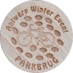 Antwerp Winter Event Parkbrug