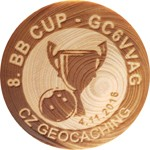 8. BB CUP - GC6VVAG