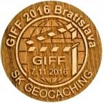 GIFF 2016 Bratislava