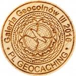 Galeria Geocoinów III 2016