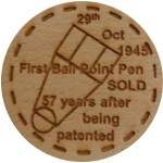 29th Oct 1945