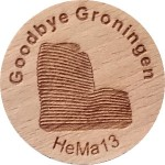Goodbye Groningen