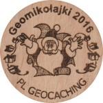 Geomikołajki 2016