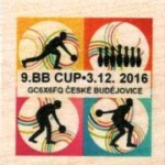 9.BB CUP•3. 12. 2016