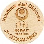 Kuubuus visit Okinawa