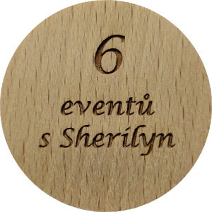 6 eventů s Sherilyn