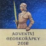 Adventní geoskořápky 2016