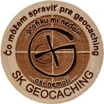 Čo môžem spraviť pre geocaching