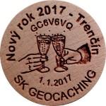 Nový rok 2017 - Trenčín
