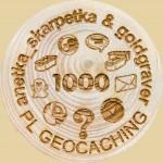1000 cache anetka_skarpetka & goldgraver