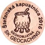 Štefanská kapustnica 2016