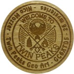 Nico Mozzer - Twin Peaks Geo Art - GC6XTD5 - 26 mysteries
