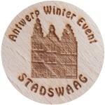 Antwerp Winter Event Stadswaag