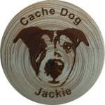Cache dog