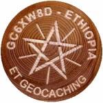 GC6XW8D - ETHIOPIA