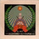 • • GC6XW8D • ETHIOPIA • •