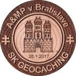A&MP v Bratislave