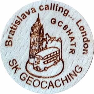 Bratislava calling... London