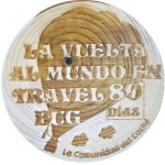 LA VUELTA AL MUNDO AN TRAVEL BUG 80 DÍAS