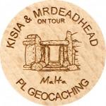 KISIA & MRDEADHEAD ON TOUR