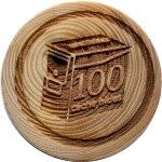 100 cache hides