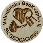 Valentínska GeoKvapka II.